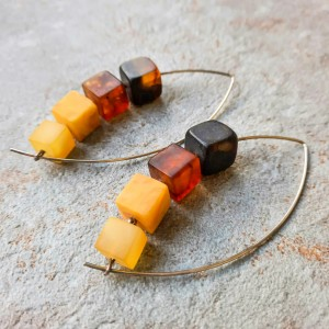 Silver earrings with natural amber (1) (1) (1) (1) (1) (1) (1) (1) (1) (1)